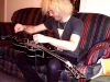 PTV_02_David_changing_strings_before_Sheffield_show